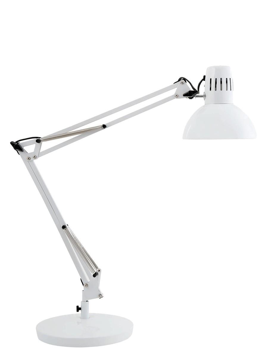 LAMPE ARCHITECTE BLANC