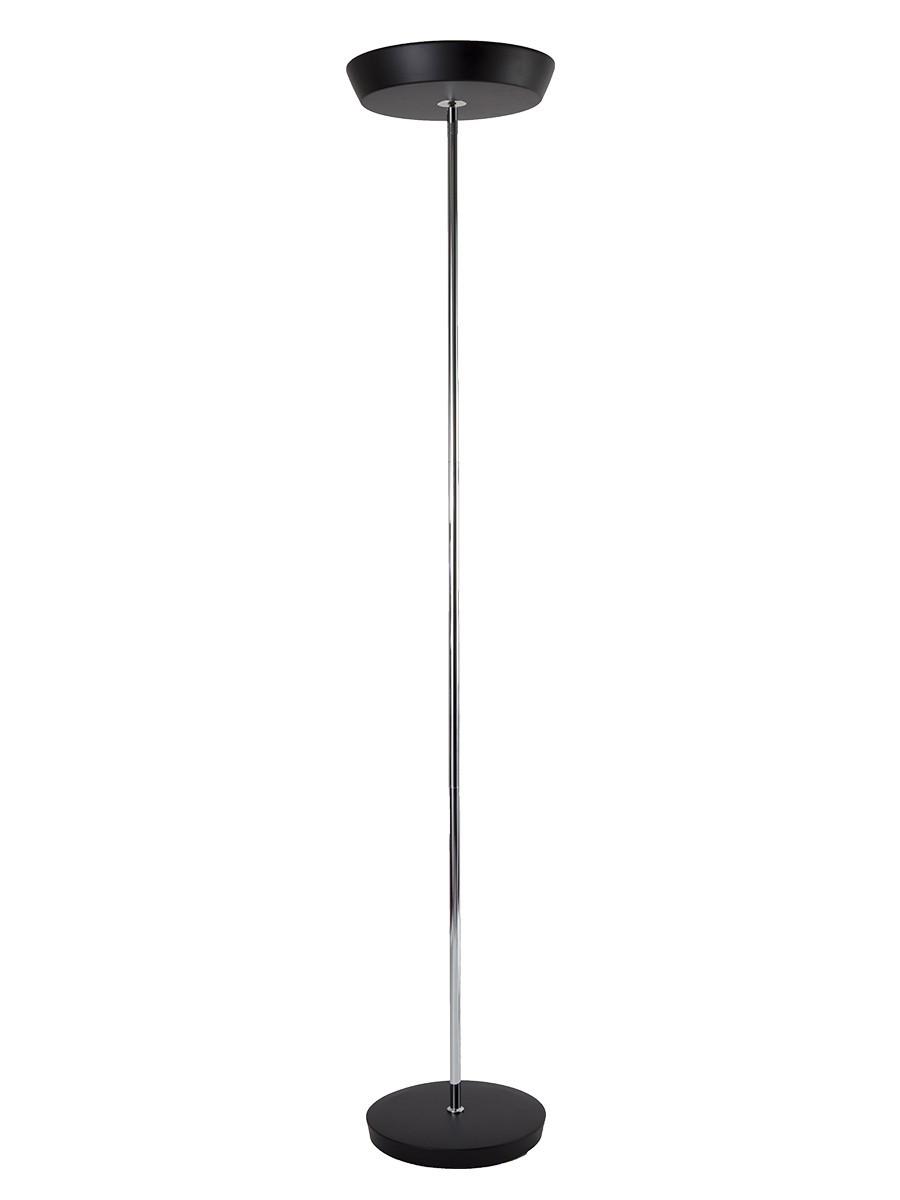 LAMPADAIRE FLUO NOIR