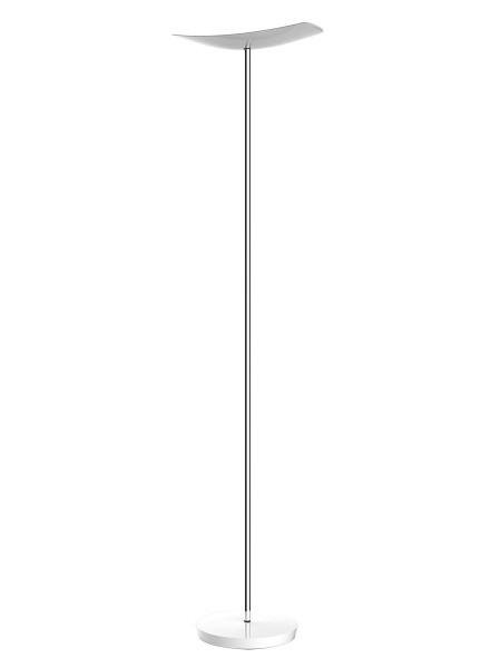 LAMPADAIRE LED DESIGN BLANC