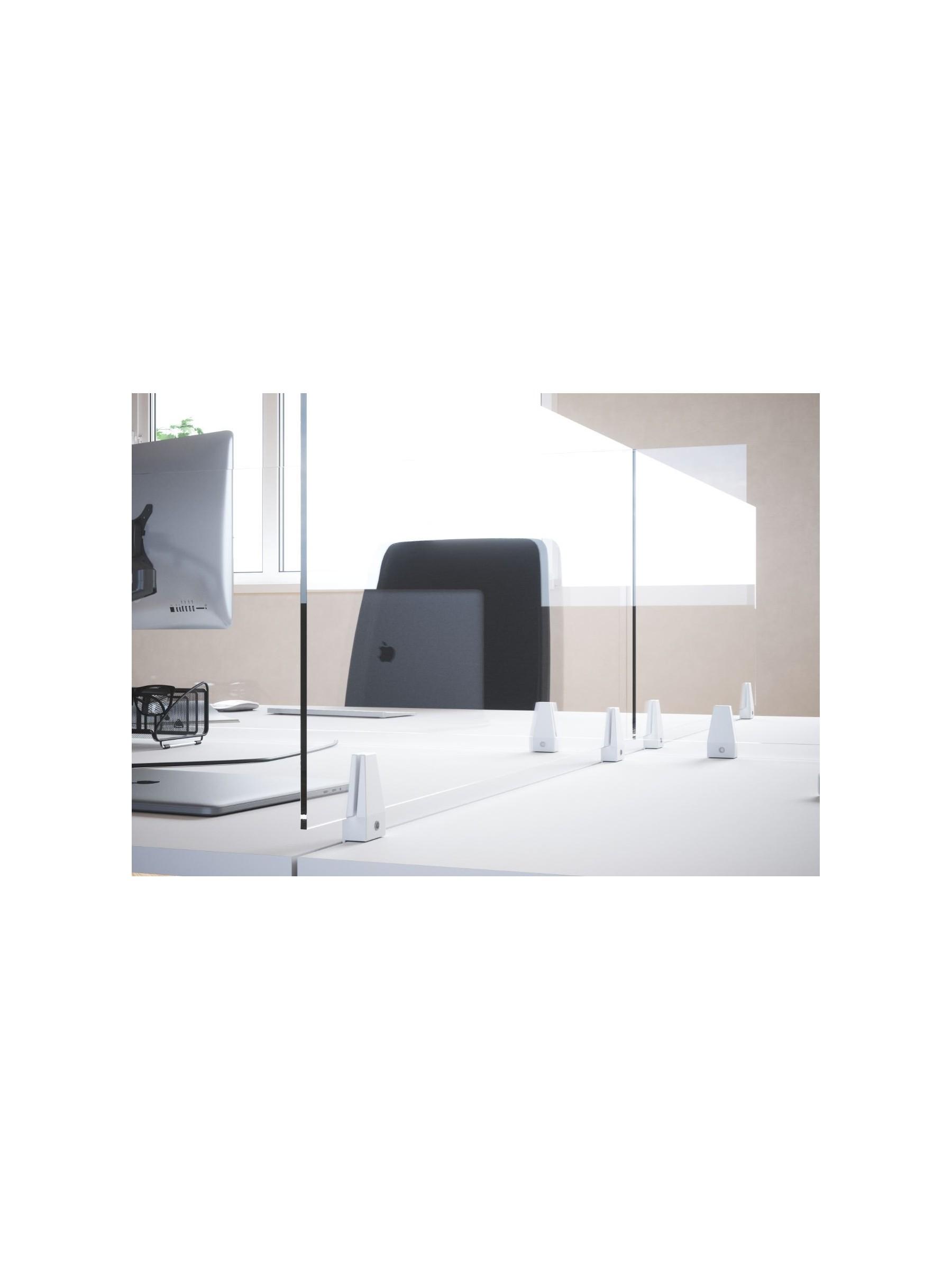 Separatore da ufficio in Plexiglass 60 Alba Timy
