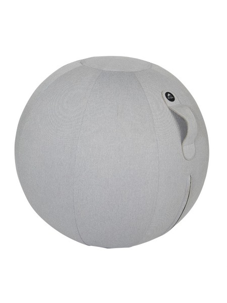 ERGONOMIC SITTING BALL LIGHT GREY