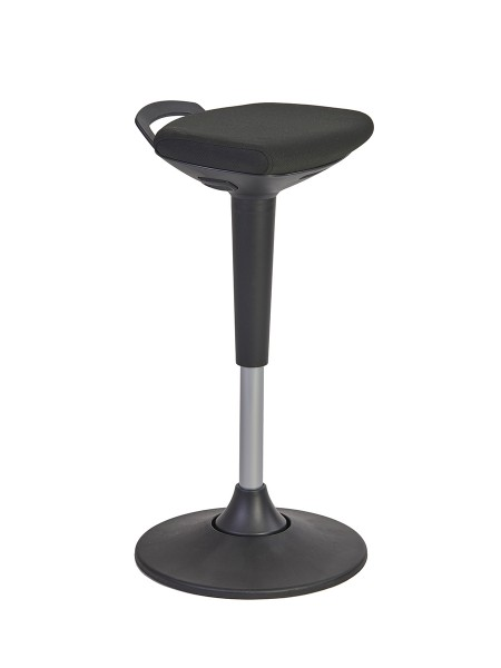 ERGONOMIC STOOL FLEXY BLACK